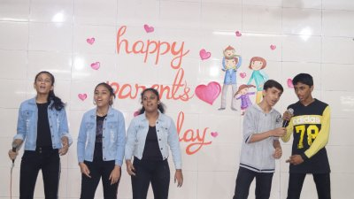 26th July 2019- Parents Day (Secondary)