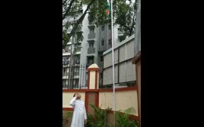 15th Aug2020. Independence Day Virtual Celebration.