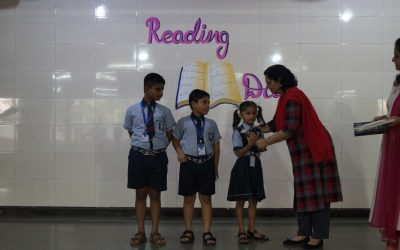 15th Oct Reading Day (Primary)